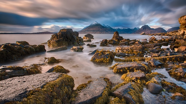 Elgol beach by blades