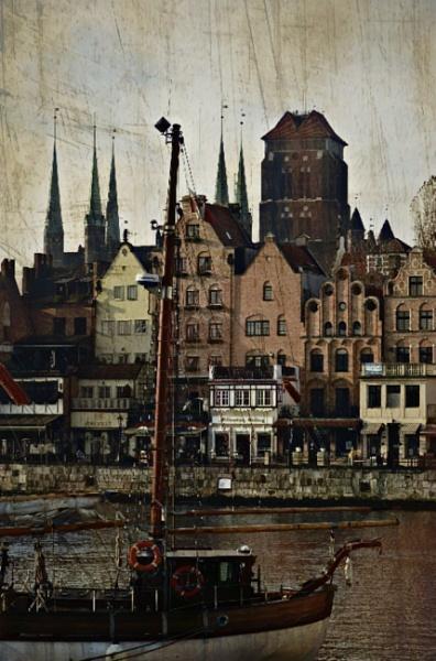 Gdańsk by papajedi