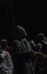 Marikana killings- The Massacre, The Church Service, Eastern Cape, South Africa.
