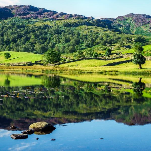 Watendlath Tarn in the Lake District by Phil_Bird