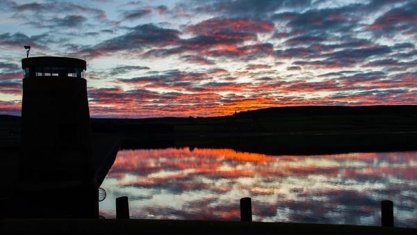 Last light by icphoto