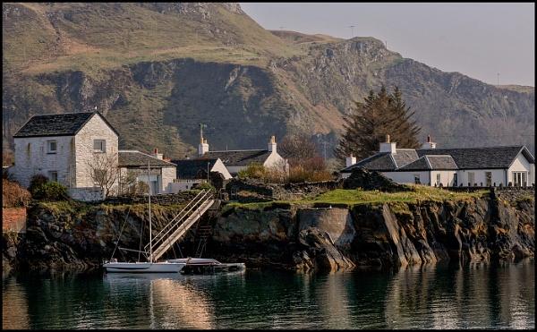 Seal Island, Scotland by fentiger