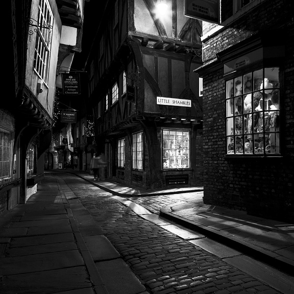 Little Shambles by martinl