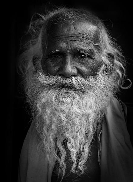 Old man by nganthade