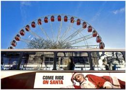 Come Ride on Santa