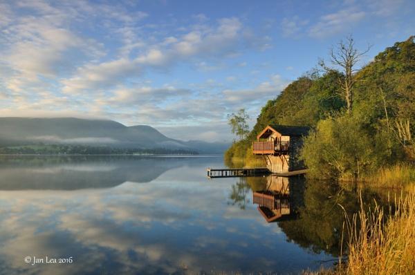 Ullswater Blues by janlea