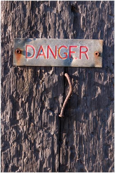Danger by capto