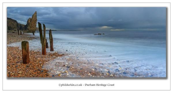 Durham Heritage Coast by Philpot