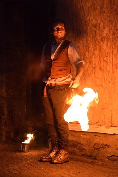 Flames by PCarman