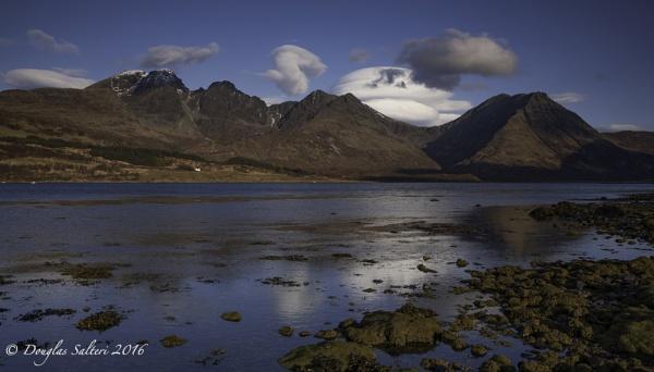 Mothership Arrives... by Scottishlandscapes