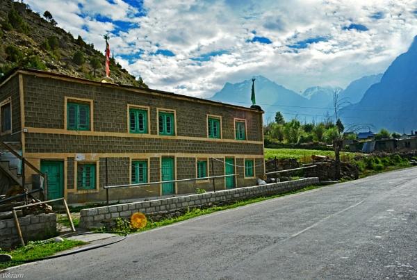 Leh -Manali Highway,village Jispa [India] 38 by Bantu