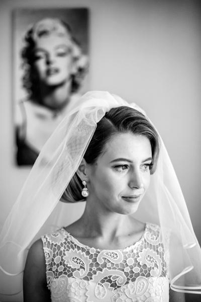 wedding portrait by marek100