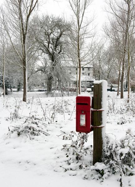 Postbox by NevJB