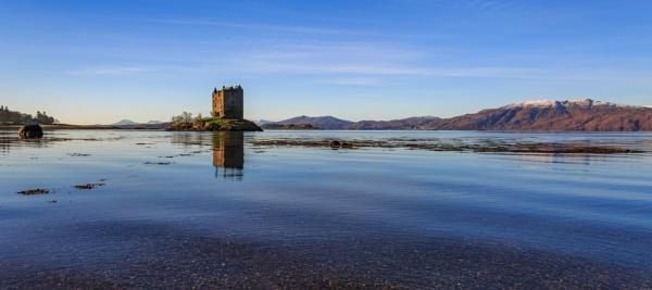 Castle Stalker. Scotland. by Alex64