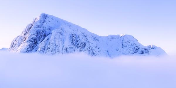 Buachaille Etive Mor, Glen Coe, Scotland by mcsporran