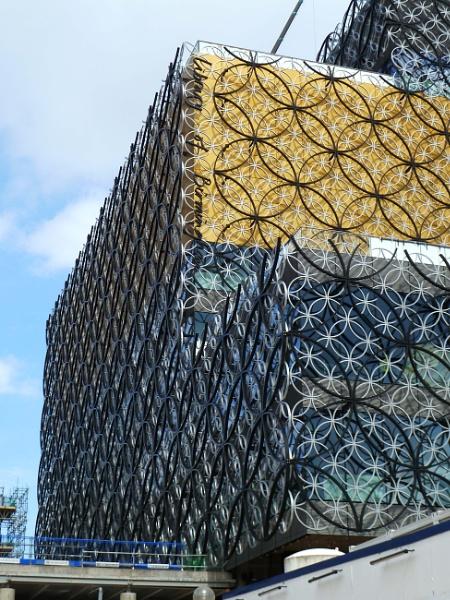 Library of Birmingham by HerefordAnn
