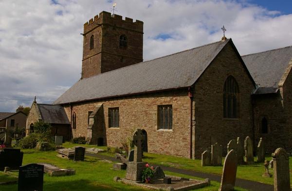 St Gwendoline's Church, Talgarth