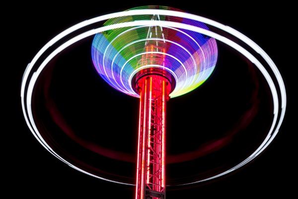Sky Spinner by falsecast