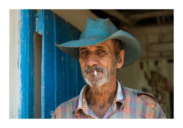 Cuban Tobacco Farmer by edrhodes