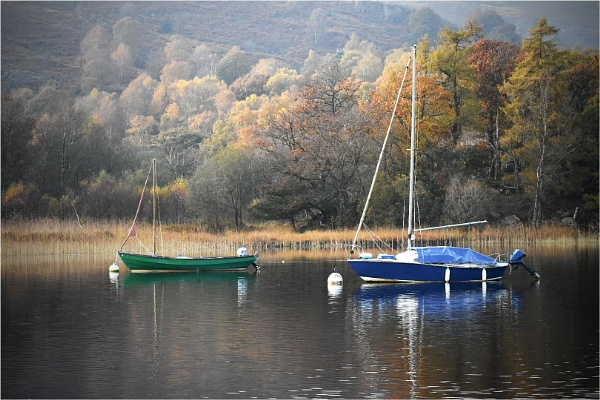Peaceful, Coniston by MalcolmM