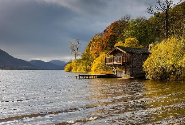 Ullswater Boathouse by martin.w