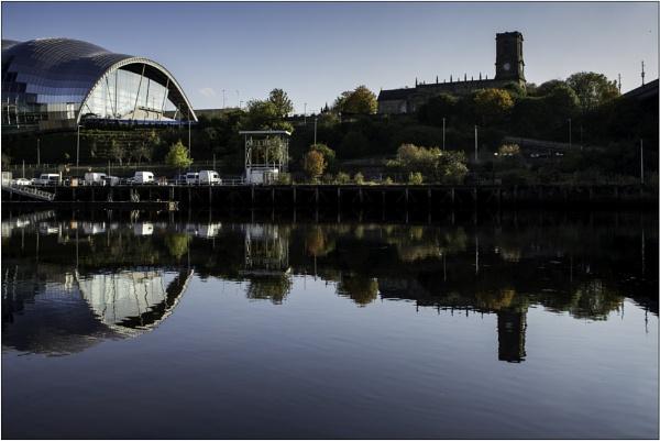 Gateshead on Tyne by woolybill1