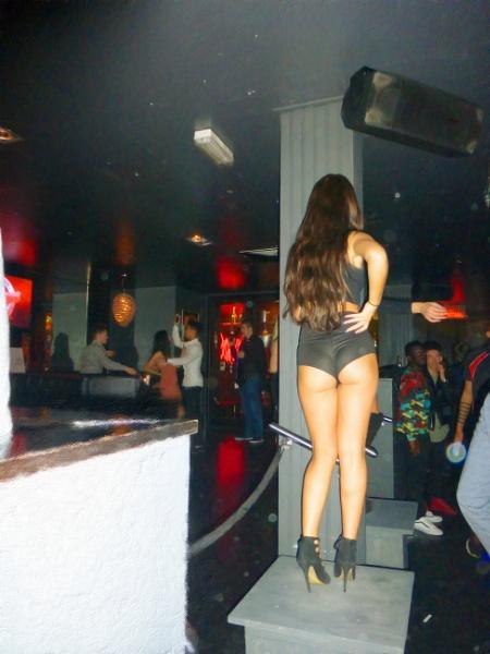 Dancing Girl by happysnapperman