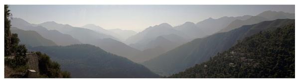 Misty Mountains by prabhusinha