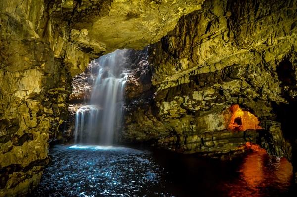 Smoo Cave by Craigie10
