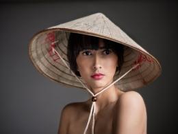 Erica asian hat