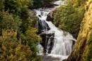 Reekie Linn Falls by DundeePhotographics