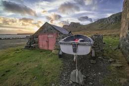 Boat Shed, Skye