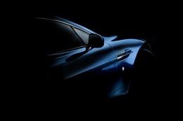Aston Martin fine art
