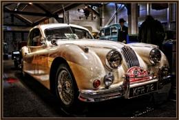 1955 Jaguar XK140 Fixed Head Coupe