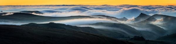 Foggy Morning by jasonrwl