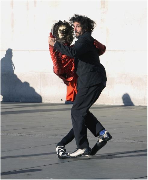Shadow Dancers by nikon