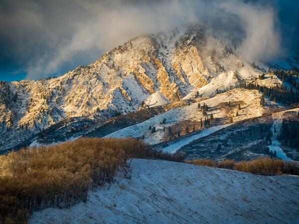 Mountain Summit by mlseawell