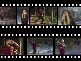 Red Riding Hood scene 2