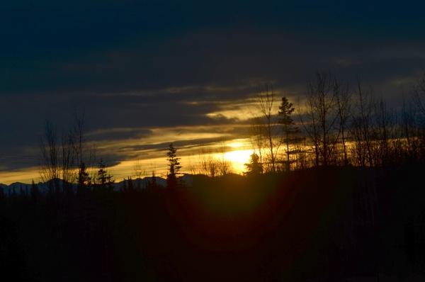 Good Morning My Alaska by Rebeak