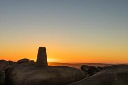 Trig Point Sunrise