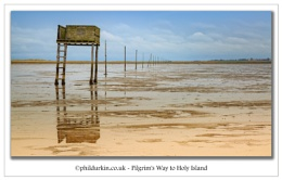 Pilgrim's Way to Holy Island