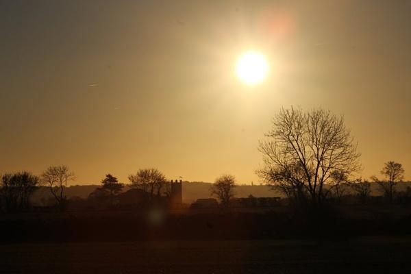 Sun of God by freewilluk