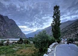 Leh -Manali Highway,village Jispa [India] 39