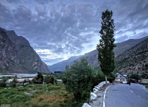 Leh -Manali Highway,village Jispa [India] 39 by Bantu