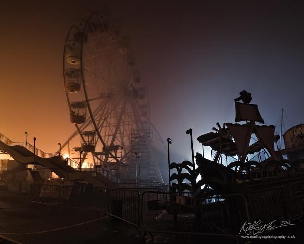 Foggy Wheel by bunni_boi