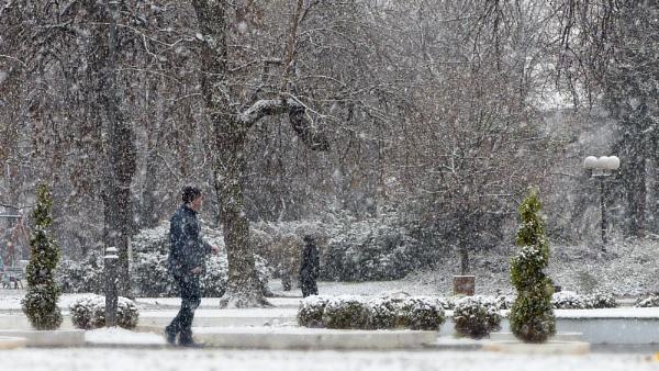Winter in Colours III by MileJanjic