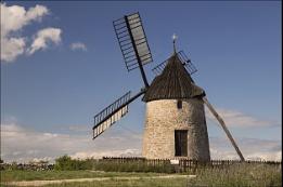 Saint-Pierre-de-la-Fage Windmill