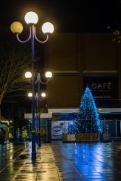 Scunthorpe Precinct Christmas Tree