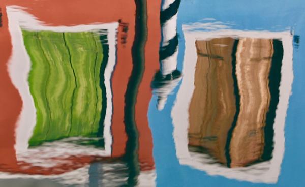 Burano Reflection by Mrpepperman