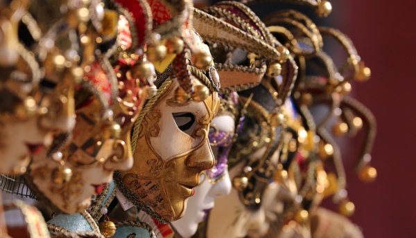 Venitian Masks by Mrpepperman